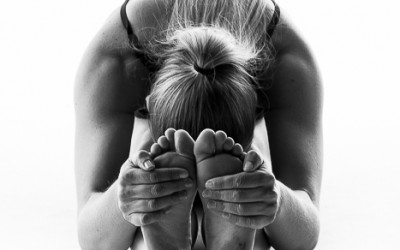 Business Feature | Yoga Positions with Clair