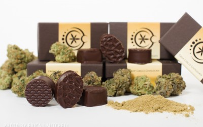 Media Advertising   Crop Circle Chocolates