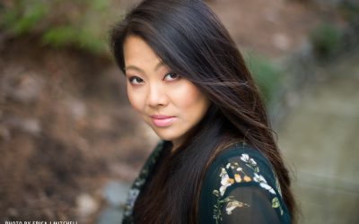 Lien Hong of Cyphon Design's Headshot Session
