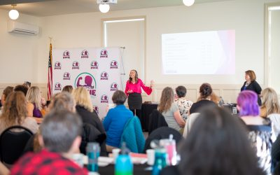 Event Photography: Visioning 2020 Workshop, Women with Moxie