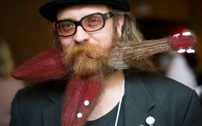 Event   The World's Beard and Moustache Championships 2014!