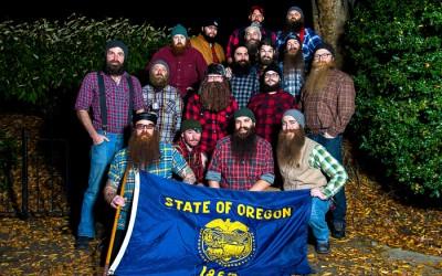 Community   The men of the Portland Beardsmen Club