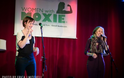 Networking Event   Women with Moxie December 2014