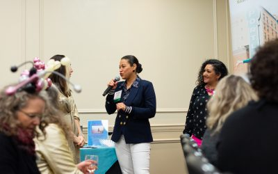 Event Photography: January Women with Moxie Mixer