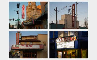 March 2020, Closed Portland Movie Theaters